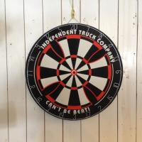 <img class='new_mark_img1' src='//img.shop-pro.jp/img/new/icons5.gif' style='border:none;display:inline;margin:0px;padding:0px;width:auto;' />INDEPENDENT | BULLSEYE DARTBOARD