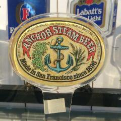 BEER SERVER KNOB | ANCHOR STEAM BEER