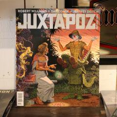 JUXTAPOZ  n170 MARCH 2015