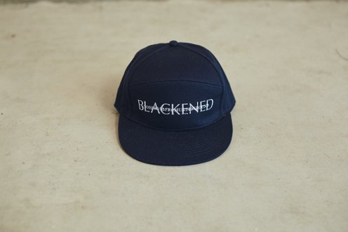 BLACKENED snapback Cap
