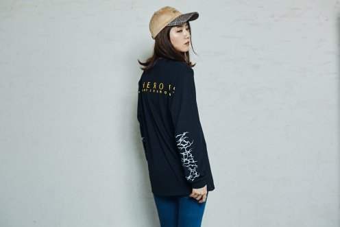 recreator long sleeve