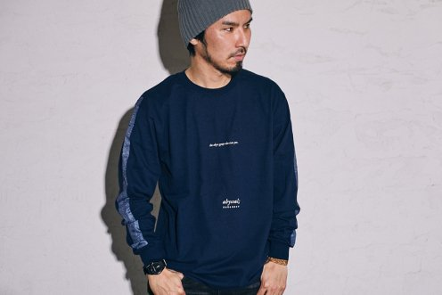 the abyss long sleeve