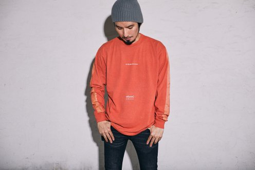 the abyss loose long sleeve