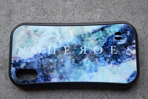 Universe in marble case