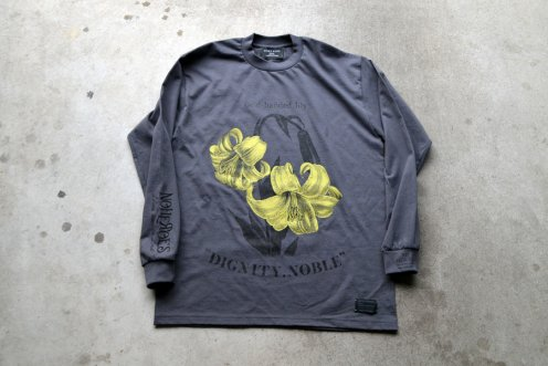 Lilium long sleeve