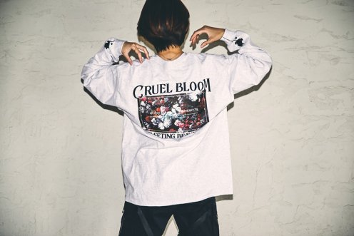 CRUEL BLOOM long sleeve