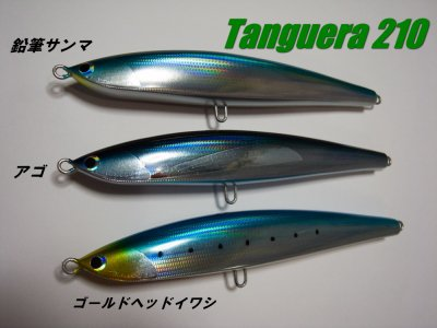 タンゲーラ210 フィッシュトリッパーズビレッジ