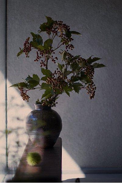藤田祥さんの花壷