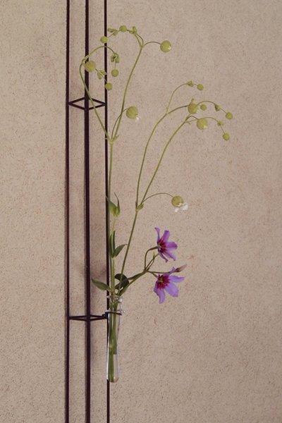 アイアン2way花器 Squware(L)