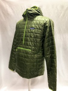 d6a21dd27cd2f 「2016 S Dead Stock Patagonia NANO PUFF BIVY Pullover Jacket Size M」