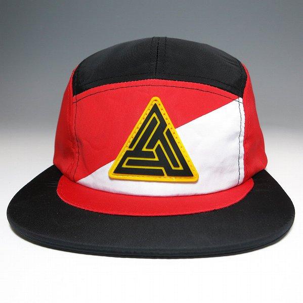 """Black Pyramid ブラックピラミッド ロゴ 5パネル キャンプキャップ ブラック """"Color Block Nautical Hat&quo…"""