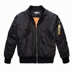 FNTY フライングナインティ ミリタリージャケット ブラック