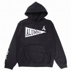 <img class='new_mark_img1' src='https://img.shop-pro.jp/img/new/icons15.gif' style='border:none;display:inline;margin:0px;padding:0px;width:auto;' />Tha Alumni Clothing アルムナイ ロゴ プルオーバー スウェットパーカー ブラック
