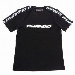 Black Pyramid ブラックピラミッド 半袖 ロゴTシャツ ブラック