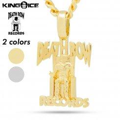 King Ice×Death Row Records キングアイス×デスロウレコード ネックレス