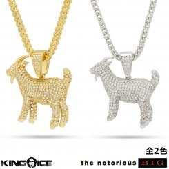 King Ice×Notorious B.I.G. キングアイス×ノトーリアス B.I.G. ネックレス
