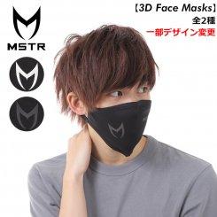MSTR WATCHES マイスターウォッチ 洗えるファッションマスク ロゴ プリント コットン生地