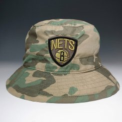 <img class='new_mark_img1' src='https://img.shop-pro.jp/img/new/icons20.gif' style='border:none;display:inline;margin:0px;padding:0px;width:auto;' />Mitchell & Ness ブルックリンネッツ バケットハット カモ