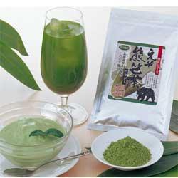 【送料無料】えぞ熊笹茶(パウダー1袋30g)〜杜仲茶・シナモン茶・烏龍茶より飲みやすい〜