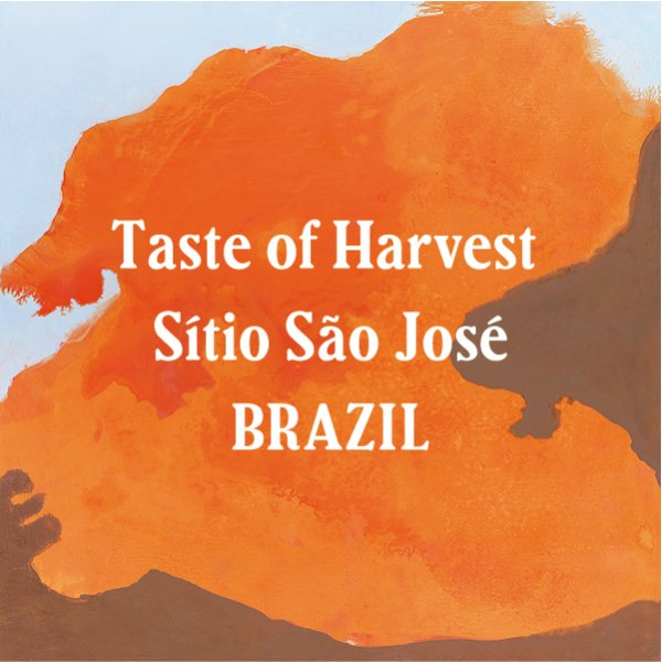 <img class='new_mark_img1' src='https://img.shop-pro.jp/img/new/icons5.gif' style='border:none;display:inline;margin:0px;padding:0px;width:auto;' />Brazil Taste of Harvest Sítio São José 200g