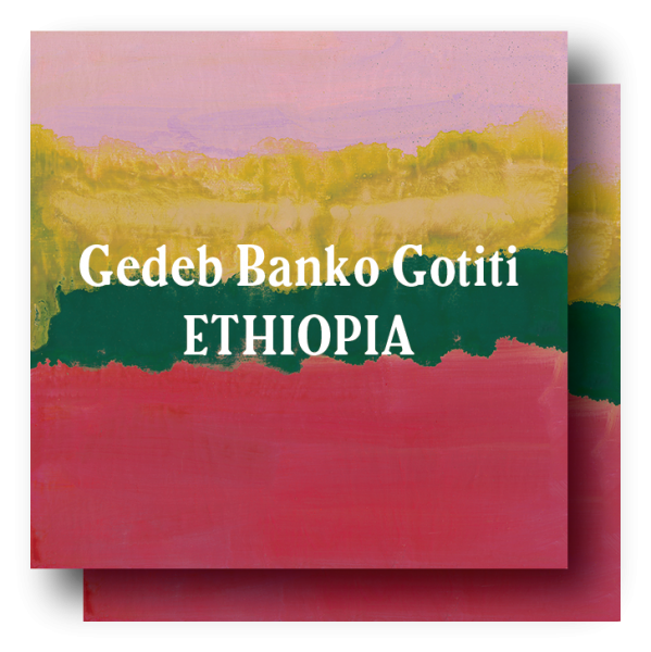 <img class='new_mark_img1' src='https://img.shop-pro.jp/img/new/icons5.gif' style='border:none;display:inline;margin:0px;padding:0px;width:auto;' />Ethiopia Banko Gotiti, Gedeb Washed 400g (200g×2)