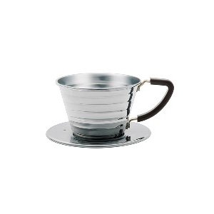 Kalita Wave Dripper Stainless 155