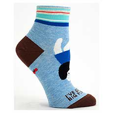 Blue Q ソックス Ankle Socks / I'VE GOT BIG PLANS