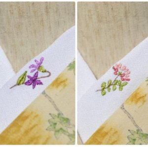 スミレ/レンゲ 野の花