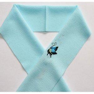 クラシック蝶 ブルー