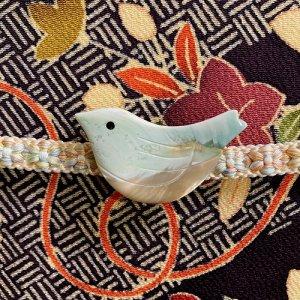 小鳥(うぐいす) 夜光巻貝B