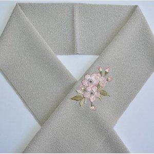桜 (サクラ) 鼠色