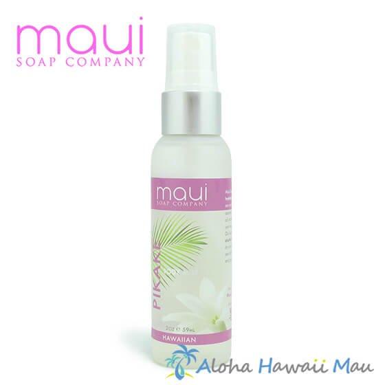 Maui Soap Company マウイソープカンパニー ボディミスト ピカケ 2oz(59ml)