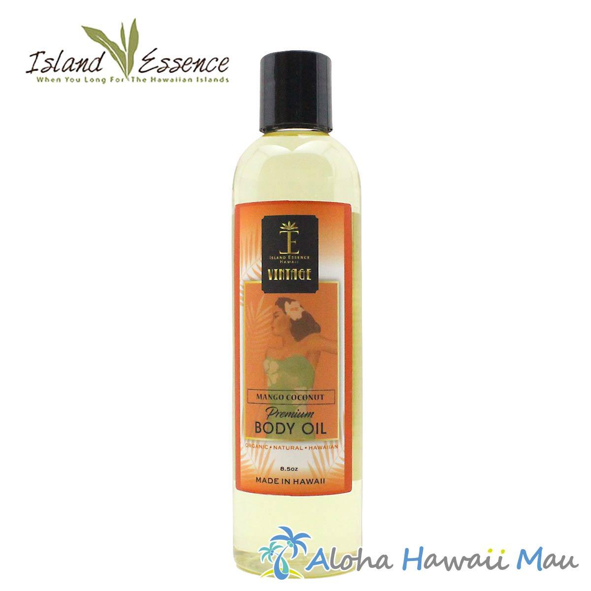 Island Essence マッサージ&バスオイル マンゴーココナッツの香り 250ml