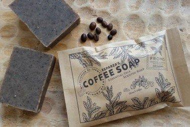 Coffee soap コーヒー石鹸