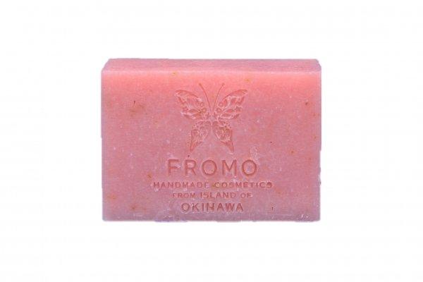 OKINAWAN  FLOWER<br/>オキナワンフラワー<br/>ハイビスカスの石鹸<br/>簡易包装