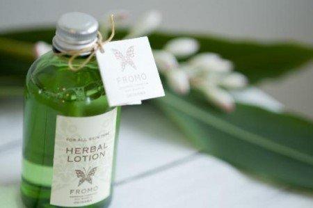 HERBAL LOTION 月桃ハーブ水とはちみつの化粧水