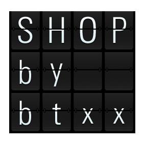 SHOP by btxx