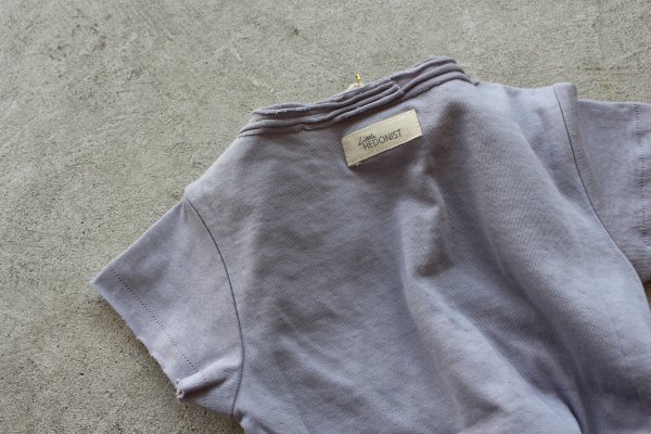 <img class='new_mark_img1' src='//img.shop-pro.jp/img/new/icons55.gif' style='border:none;display:inline;margin:0px;padding:0px;width:auto;' />Little Hedonist Shortsleeve Shirt Lilac Grey