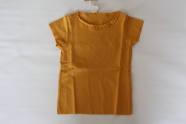 <img class='new_mark_img1' src='//img.shop-pro.jp/img/new/icons14.gif' style='border:none;display:inline;margin:0px;padding:0px;width:auto;' />Little Hedonist Summer T- Shirt Honeygold