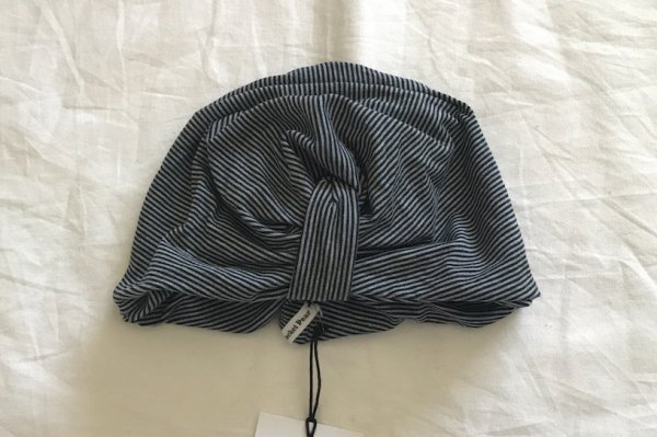<img class='new_mark_img1' src='//img.shop-pro.jp/img/new/icons14.gif' style='border:none;display:inline;margin:0px;padding:0px;width:auto;' />17ss Rocket Pear striped turban