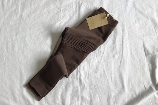 Little Hedonist Superskinny legging/chestnut