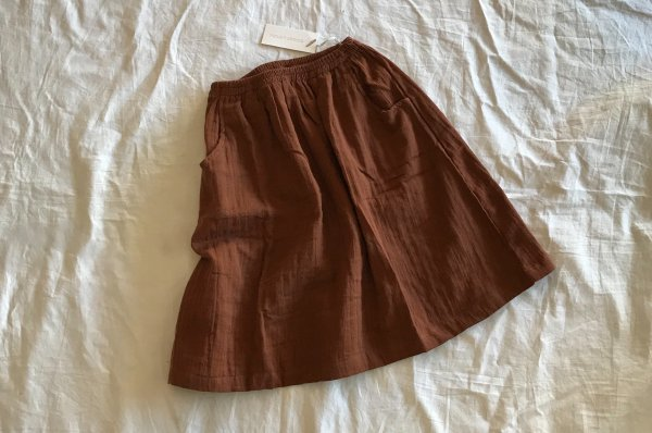 40%off SUMMER&STORM  runa skirt rust