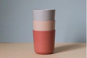 <img class='new_mark_img1' src='//img.shop-pro.jp/img/new/icons14.gif' style='border:none;display:inline;margin:0px;padding:0px;width:auto;' />cink Bamboo Mug 3 pack, Fog/Rye/Brick