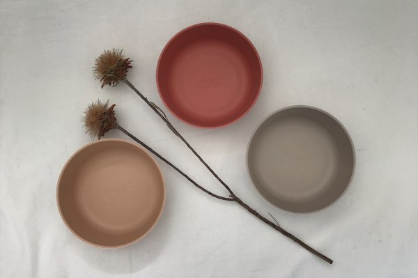 <img class='new_mark_img1' src='//img.shop-pro.jp/img/new/icons14.gif' style='border:none;display:inline;margin:0px;padding:0px;width:auto;' />cink Bamboo Bowl 3 pack, Fog/Rey/Brick