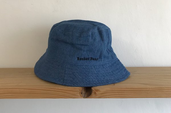 <img class='new_mark_img1' src='//img.shop-pro.jp/img/new/icons14.gif' style='border:none;display:inline;margin:0px;padding:0px;width:auto;' />18ss Rocket pear Panama hat denim