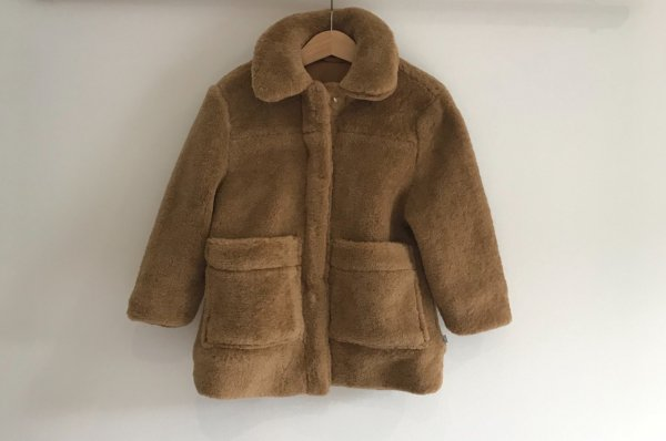 <img class='new_mark_img1' src='//img.shop-pro.jp/img/new/icons14.gif' style='border:none;display:inline;margin:0px;padding:0px;width:auto;' />18aw REPOSE.AMS Faux fur coat sand