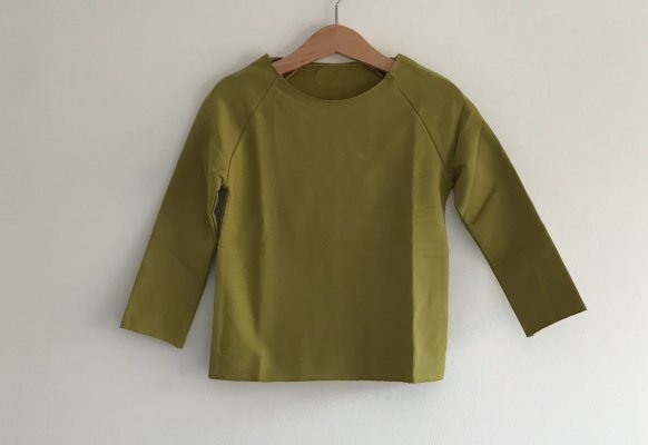 <img class='new_mark_img1' src='//img.shop-pro.jp/img/new/icons14.gif' style='border:none;display:inline;margin:0px;padding:0px;width:auto;' />Little Hedonist 18AW Sweater Jonathan Moss green