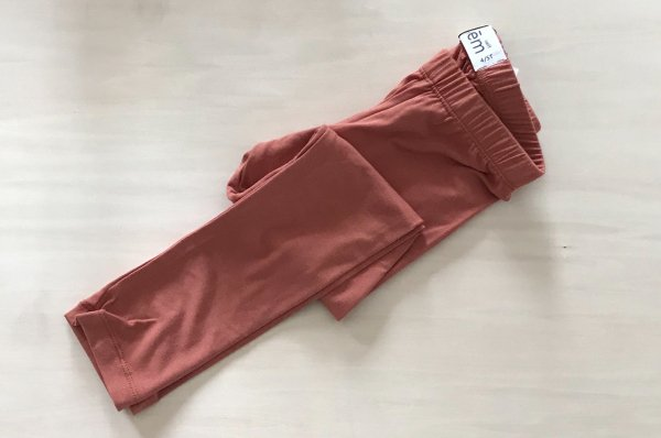 <img class='new_mark_img1' src='//img.shop-pro.jp/img/new/icons14.gif' style='border:none;display:inline;margin:0px;padding:0px;width:auto;' />18aw sem label LEGGINGS- TERRACOTTA