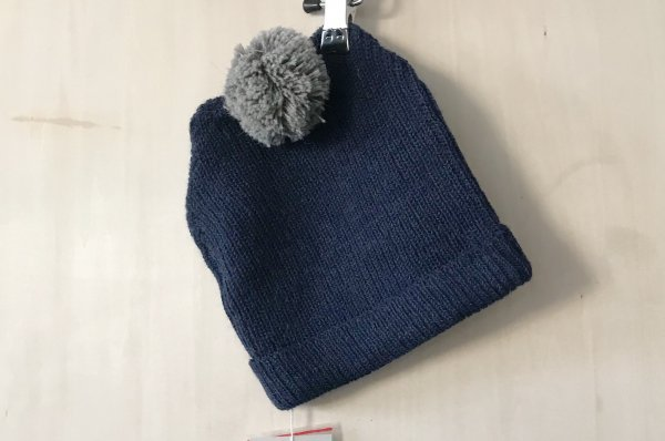 <img class='new_mark_img1' src='https://img.shop-pro.jp/img/new/icons34.gif' style='border:none;display:inline;margin:0px;padding:0px;width:auto;' />70%off septembers kids knit hat navy/ one size
