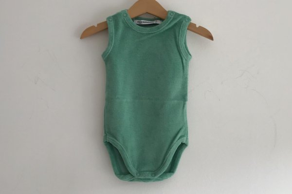 <img class='new_mark_img1' src='//img.shop-pro.jp/img/new/icons14.gif' style='border:none;display:inline;margin:0px;padding:0px;width:auto;' />19SS MINGO Bodysuit sea green